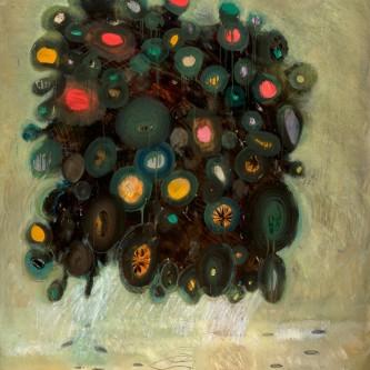 "Winter #1, 80 x61"", oil on canvas, 2010"